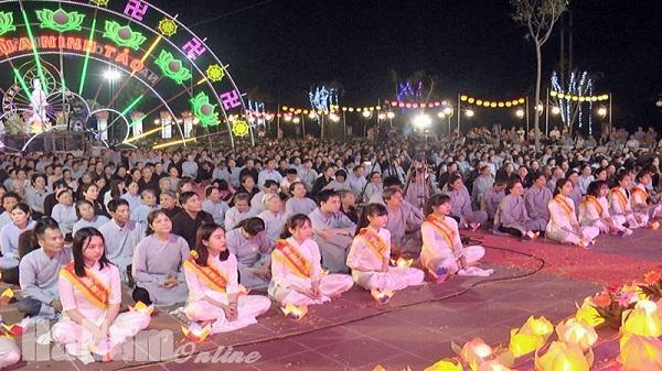 Chùa Ninh Tảo tổ chức lễ Phật đản Phật lịch 2561