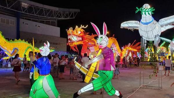 Hà Nam: Sắp diễn ra Festival sắc màu tình yêu với hàng triệu mô hình ánh sáng và đèn lồng khổng lồ chào mừng Tết Trung thu