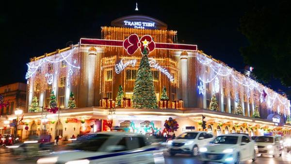 """Địa điểm vi vu Giáng sinh cùng """"gấu"""" tại Hà Nội"""