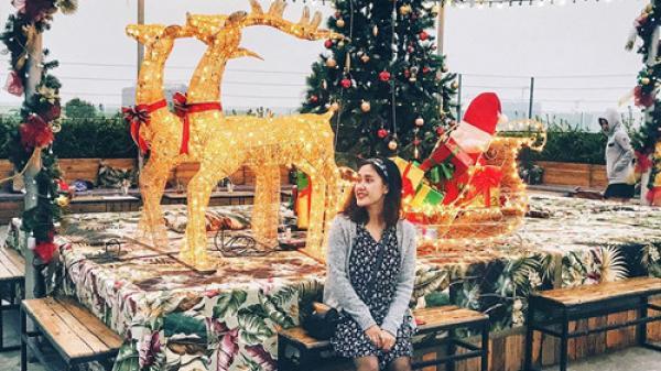 """Địa điểm sống ảo mùa Giáng Sinh """"đẹp hết phần thiên hạ"""" ở Hà Nội"""