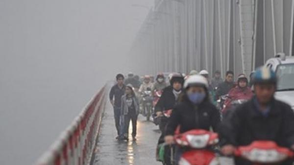 Dự báo thời tiết hôm nay 12/12: Nhiệt độ giảm sâu, Bắc Bộ lạnh tê tái trong mưa rét