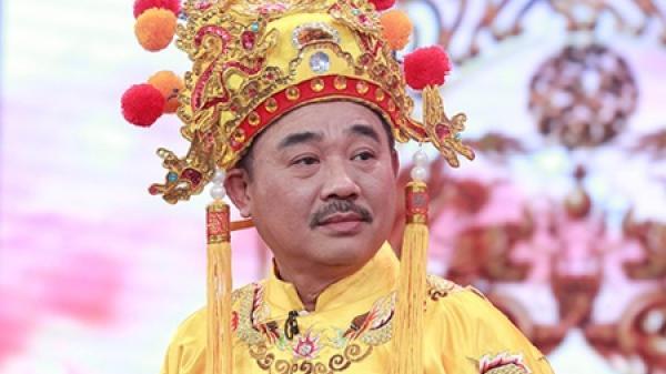 Nghệ sĩ Quốc Khánh không còn là Ngọc Hoàng trong Táo Quân 2018?