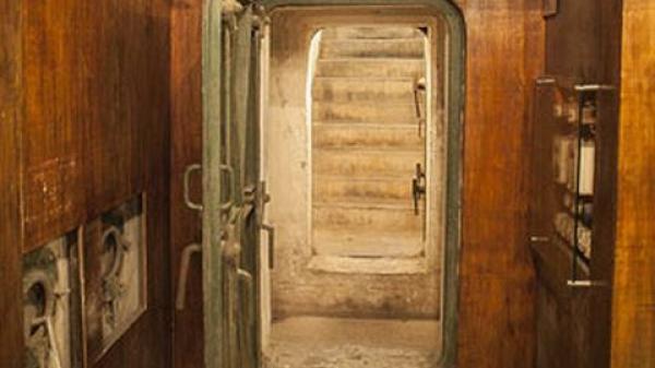 Căn hầm bí mật chống được bom nguyên tử giữa lòng Thủ đô