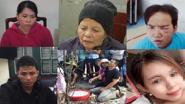 6 vụ án giết người gây rúng động dư luận trong năm 2017