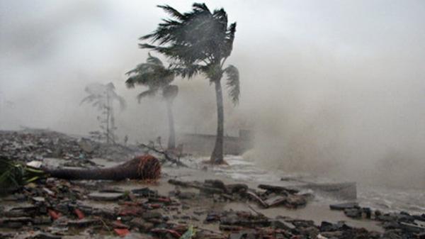 Biển Đông sắp đón cơn bão đầu tiên năm 2018