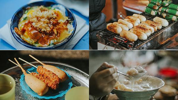 Đừng xem bộ ảnh món ngon ngày đông Hà Nội khi đang đói, vì dạ dày bạn chẳng cưỡng lại nổi đâu