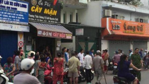 Tạm giữ người đàn ông ngoại quốc sát hại cô gái Việt trong phòng trọ
