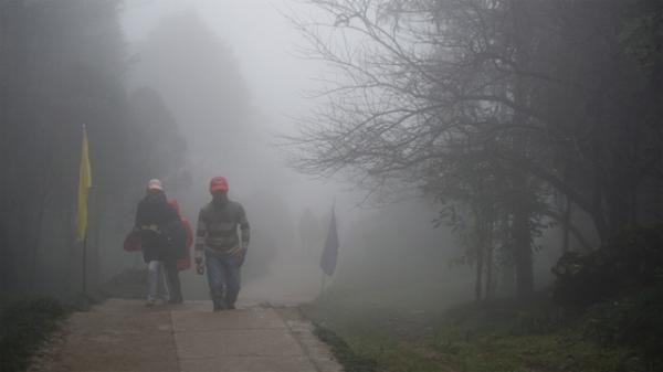 Tin không khí lạnh mới nhất ngày 8/1 và dự báo thời tiết Hà Nội 10 ngày tới