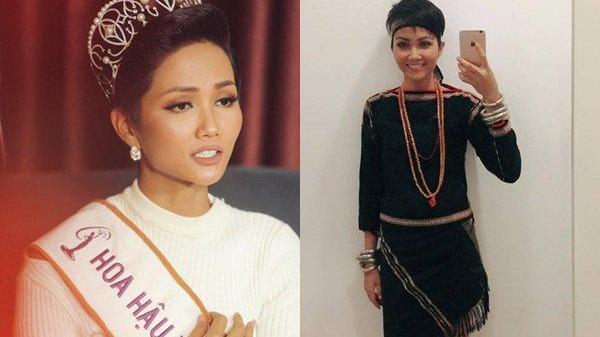 """Hoa hậu H'Hen Niê: """"Tôi ở nhà thuê, căn nhà có giá 2,5 triệu đồng chia cho 3 người"""""""