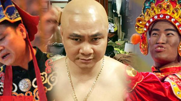 Táo Quân 2018: Tự Long 'cạo trọc đầu', Minh Quân tung lịch tập dày đặc từ khuya đến sáng