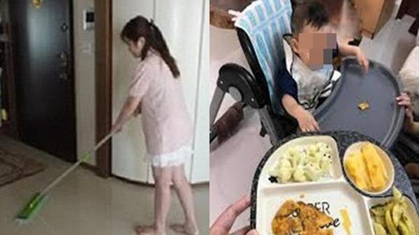 'Phụ nữ ở nhà chăm con là những kẻ ăn bám?', bài viết lay động trái tim hàng triệu đàn ông Việt
