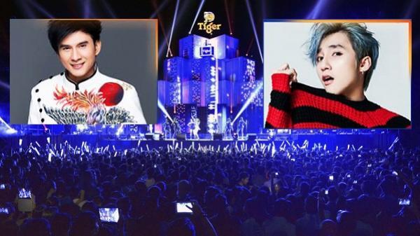 """Khán giả Hà Nội đã chuẩn bị tinh thần """"quẩy"""" cùng dàn sao Vbiz tại đại nhạc hội Tiger Remix 2018 chưa?"""