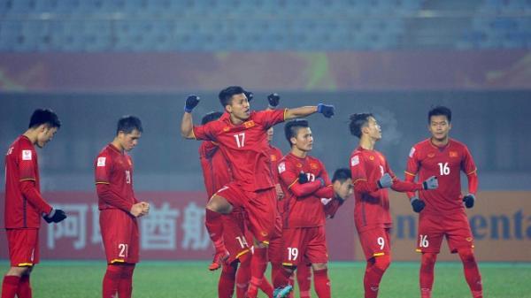 1001 kiểu trở ngại của U23 Việt Nam ở Trung Quốc: Thời tiết, lịch thi đấu, trọng tài và... Google