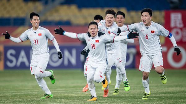 Video: Người hùng Quang Hải rực sáng giải cứu U23 Việt Nam