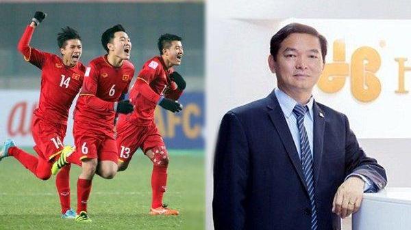 Tập đoàn Hòa Bình sẽ thưởng cho U23 Việt Nam hơn 3 tỷ đồng nếu vô địch U23 châu Á