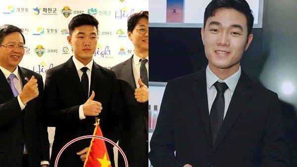 Không phải oppa Hàn Quốc nào đâu, đội trưởng Xuân Trường của U23 Việt Nam đấy!