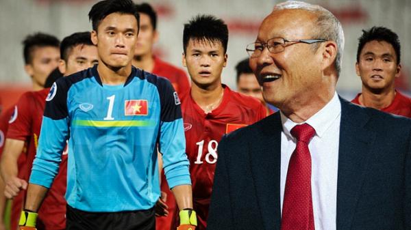 HLV Park tiết lộ về cánh tay phải hoàn hảo trong kỳ tích á quân U23 châu Á