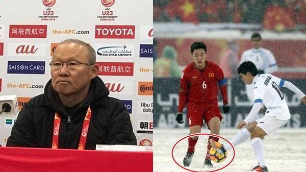 HLV Park Hang Seo: Việt Nam mất Cup không phải vì thời tiết