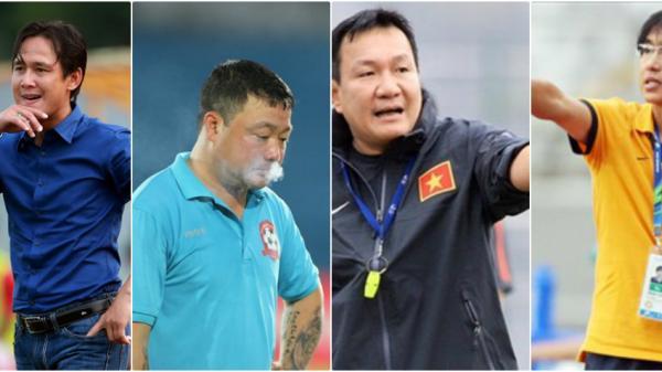 V-League 2018: Cuộc chiến vương quyền trên băng ghế chỉ đạo