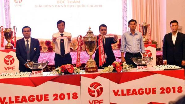 9 thay đổi quan trọng khiến V.League 2018 đáng chờ đợi hơn bao giờ hết