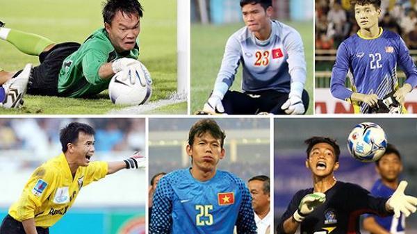 Top 6 sai lầm tai hại nhất của các thủ môn VN: Từ Quả bóng vàng cho đến 'cây sào' gần 1m90 Đồng Tháp