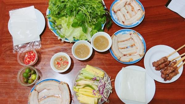 Kéo nhau đi ăn đặc sản Đà thành giữa lòng thủ đô