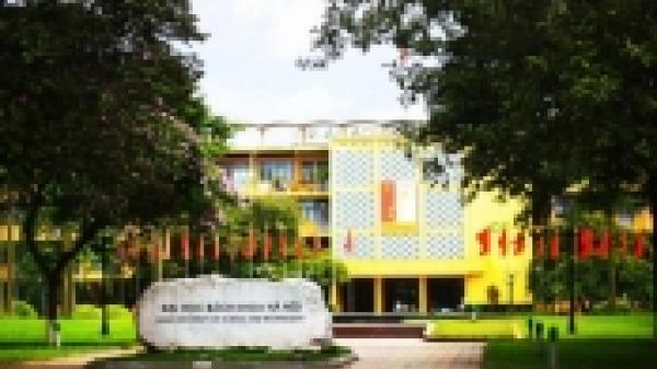 Bảng xếp hạng các trường Đại học trên toàn thế giới: Đại học Bách Khoa Hà Nội tiếp tục dẫn đầu