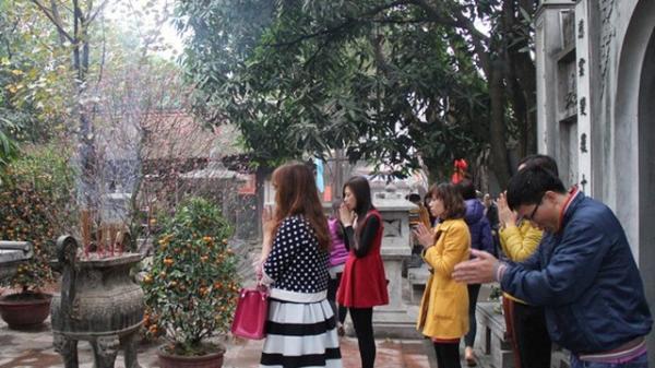 Thêm một câu chuyện chứng minh đi chùa Hà cầu được duyên, nhưng ngặt nỗi lần này lại là duyên buồn