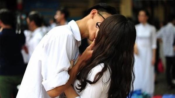 Những con số báo động về tình dục trong học đường ở Việt Nam hiện nay