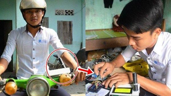 10x sáng chế máy đo nồng độ cồn biết... gọi điện cho người thân