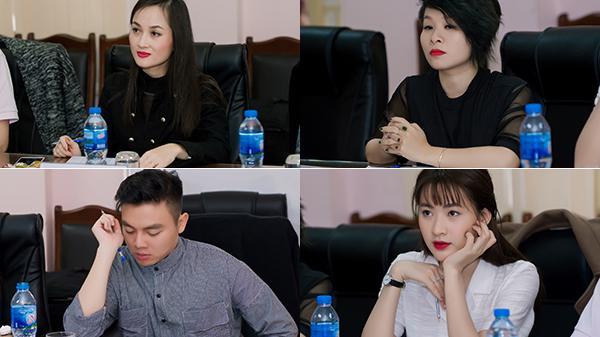 Ban giám khảo cũng choáng trước tài sắc của teen THPT Phan Đình Phùng