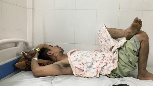 Ký ức kinh hoàng của người chồng mất cả gia đình trong vụ cháy ở Carina: Ôm đứa bé chạy trong khói lửa mà ngỡ là con mình