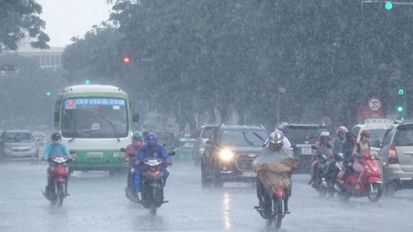 DỰ BÁO THỜI TIẾT (26/3): Bắc Bộ sắp xuất hiện nhiều thời tiết xấu, Hà Nội có mưa