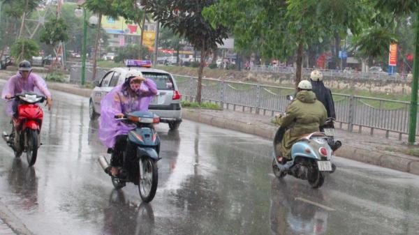 Dự báo thời tiết 27/3: Miền Bắc mưa liên tiếp 2 ngày tới
