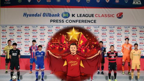 Tự thấy kém cỏi vì Việt Nam, Hàn Quốc tạo ra thay đổi lớn chưa từng có ở K.League