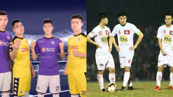 4 màn nội chiến U23 ở 'siêu kinh điển' Hà Nội FC - HAGL: Công Phượng đụng Đình Trọng; Quang Hải đấu Văn Thanh