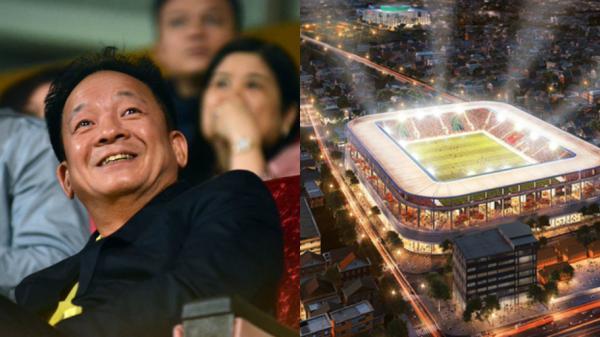 """Chi hơn 300 triệu USD xây sân """"khủng"""", CLB Hà Nội được AFF ca ngợi"""