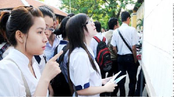 Điểm chuẩn dự kiến và chỉ tiêu của các trường đại học trên cả nước
