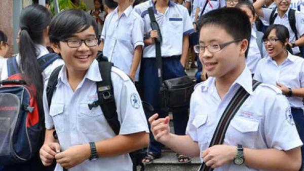 NÓNG: Điểm chuẩn trúng tuyển lớp 10 Hà Nội