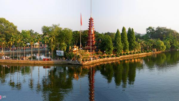 Những ngôi chùa linh thiêng để cầu may ở Hà Nội