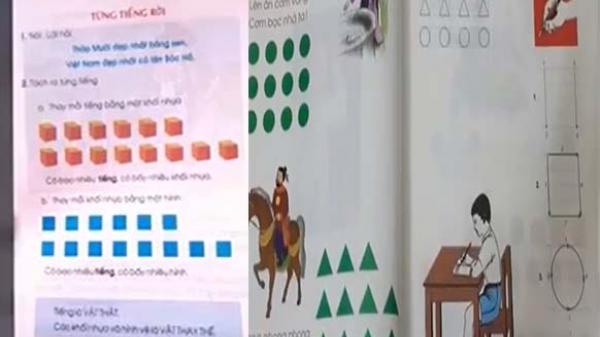 SGK dạy 'tam giác, vuông, tròn' lên cả truyền hình quốc gia, MC giải thích quá dễ hiểu, phụ huynh không nói được gì