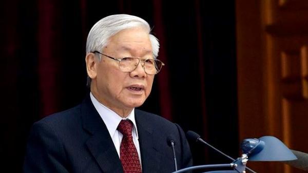 100% đồng ý giới thiệu Tổng Bí thư để QH bầu làm Chủ tịch nước