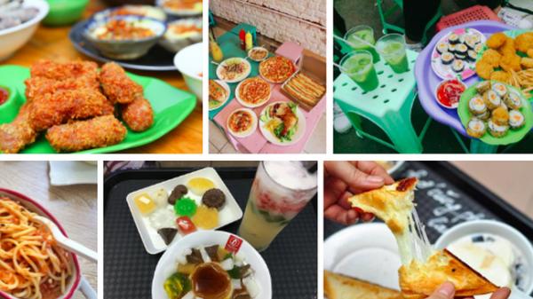 Thiên đường ăn uống mới nổi ở Hà Nội: Bạn có biết?