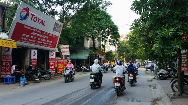 Hà Nội sắp đầu tư mở rộng đường Nguyễn Tuân, Vũ Trọng Phụng