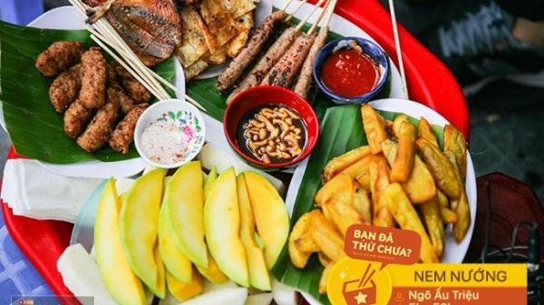 Hà Nội cũng có những ngõ nhỏ bán đồ ăn vặt trứ danh cực thích hợp với thời tiết bây giờ