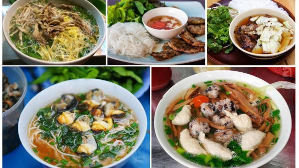 Người yêu có hay không chẳng sao hết, quan trọng là lúc trời lạnh được ăn hết mấy món này!