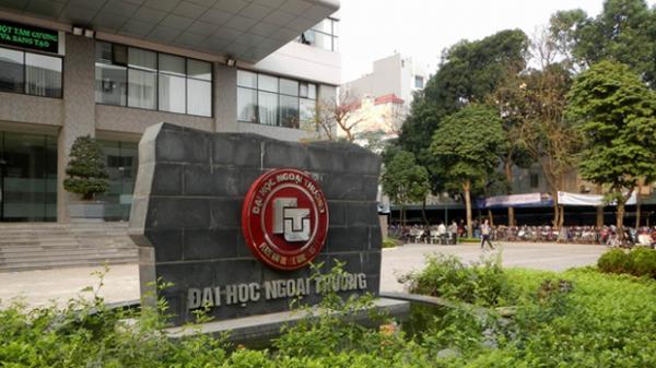 Lần đầu tiên công bố bảng xếp hạng 49 trường đại học ở Việt Nam: ĐH Ngoại thương không lọt Top... 20
