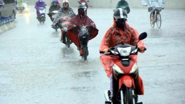 Dự báo thời tiết 18/2: Miền Bắc mưa dông, vùng núi đề phòng mưa đá