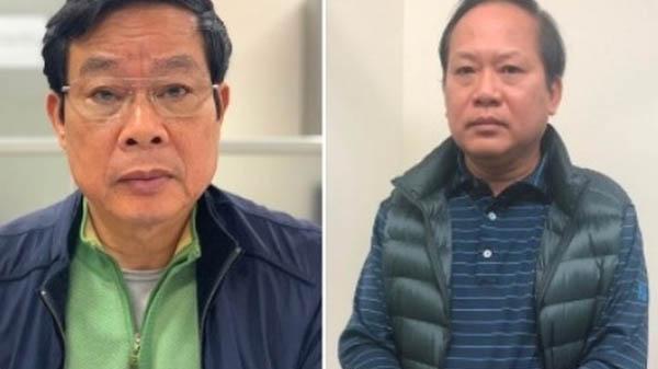 Vì sao hai cựu Bộ trưởng Nguyễn Bắc Son và Trương Minh Tuấn bị khởi tố?