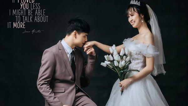 Cô gái 9x lấy được chồng đẹp trai như hot boy Hàn Quốc nhờ chịu khó comment 'dạo' trên mạng xã hội